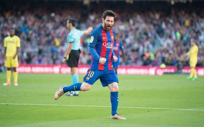 Dan tre nha Messi, Suarez thu hut moi anh mat o Nou Camp hinh anh 11