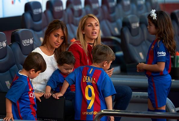 Dan tre nha Messi, Suarez thu hut moi anh mat o Nou Camp hinh anh 5