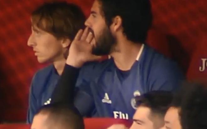 Isco hon lao voi huyen thoai lung danh Arsenal hinh anh 1
