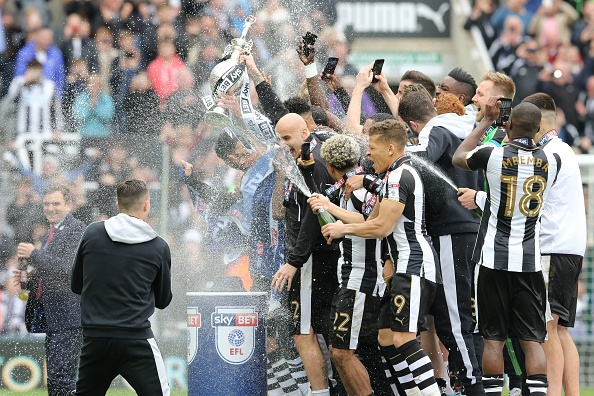 Newcastle vo dich hang nhat Anh anh 7