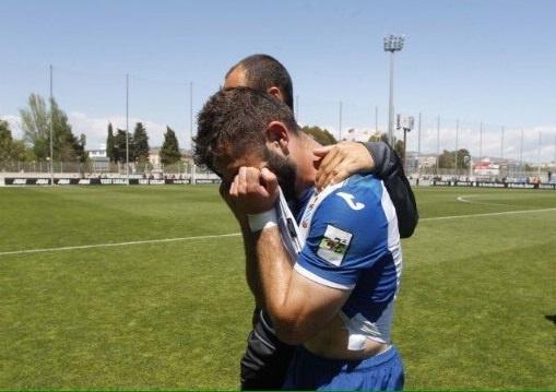 Barca B tru eo Espanyol B anh 1