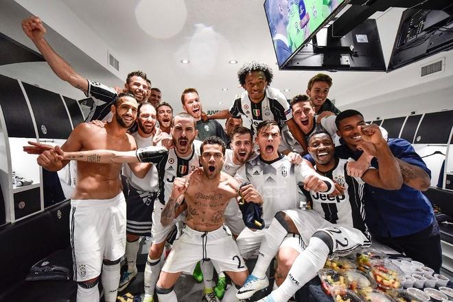 tran Juventus vs Monaco anh 6