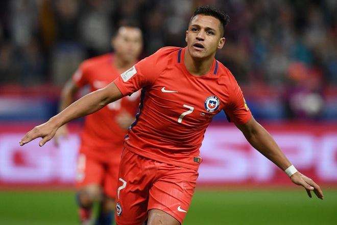 Sanchez tro thanh tay san ban khet tieng nhat lich su Chile hinh anh