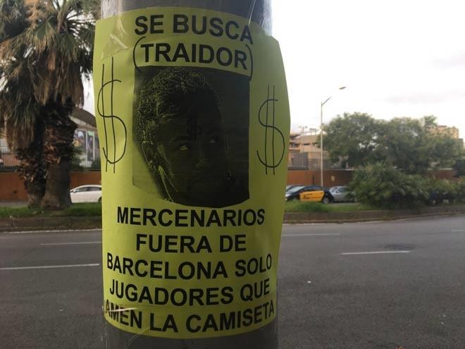 CDV Barca phan no dot ao 'ke phan boi' Neymar hinh anh 5
