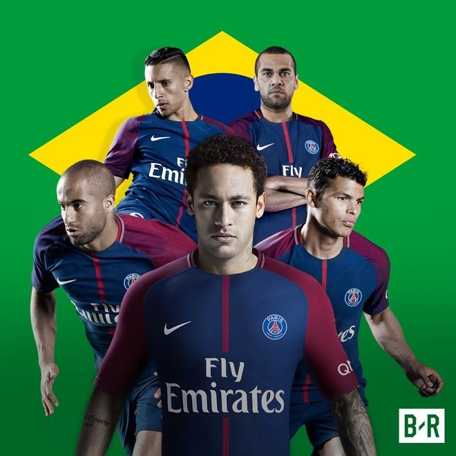 Neymar Viết Thư Chia Tay Barca đầy Xúc động