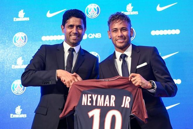 To Neymar pha luat, Barca khong tra 26 trieu euro tien trung thanh hinh anh 1