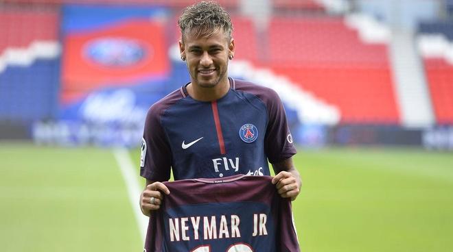 Barca da nhan du tien, Neymar ra mat ngay trong tuan nay hinh anh 1