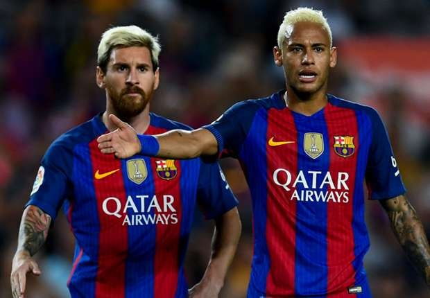 Messi da nan ni Neymar o lai bang loi de nghi beo bo hinh anh 1