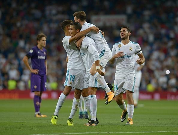 Ronaldo kien tao va ghi ban, Real thang nguoc Fiorentina hinh anh 7