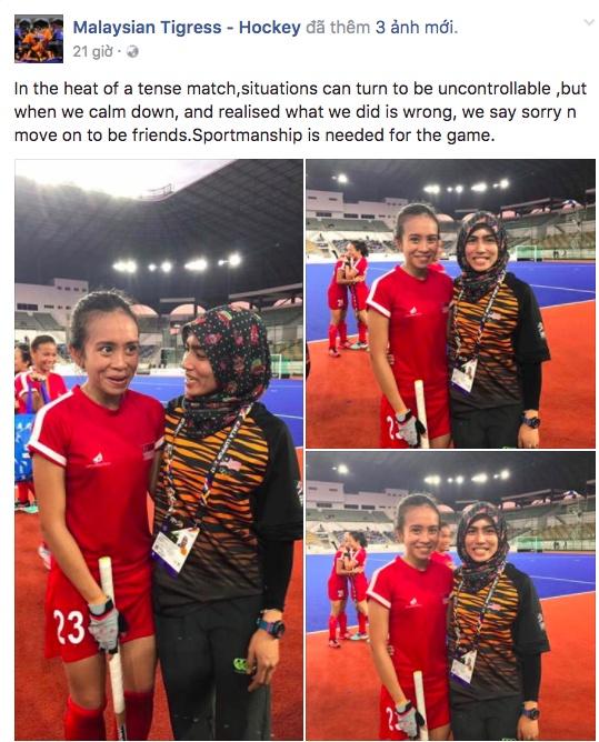 VDV Malaysia danh VDV Singapore anh 1