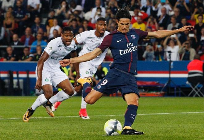 Neymar ngung ghi ban, PSG van thang dam doi thu canh tranh o Ligue 1 hinh anh 2