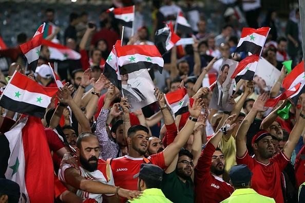 Ta toi vi chien tranh, Syria van lap ky tich o vong loai World Cup hinh anh 11
