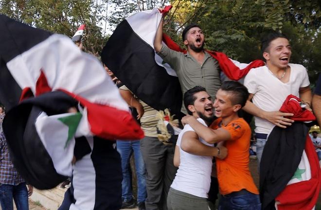 Ta toi vi chien tranh, Syria van lap ky tich o vong loai World Cup hinh anh 4