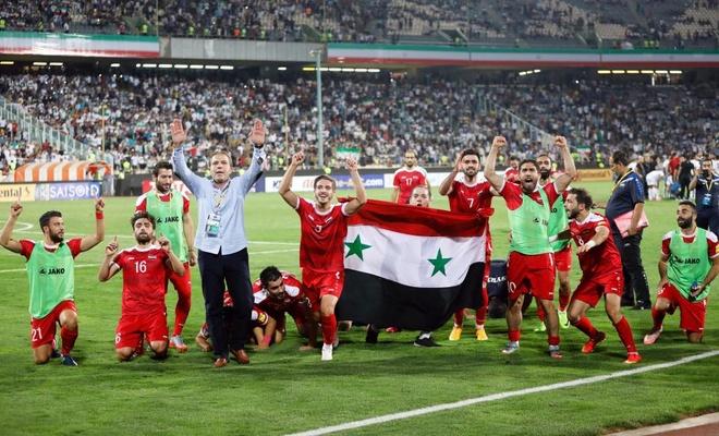 Ta toi vi chien tranh, Syria van lap ky tich o vong loai World Cup hinh anh 10