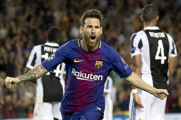 Messi lap cu dup giup Barca bao thu Juve 3-0 hinh anh