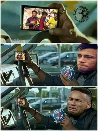 Hi hoa Cavani cuop do choi khien Neymar khoc nhu tre con hinh anh 2