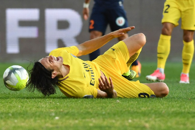 Vang Neymar, PSG thay ngay hau qua nghiem trong hinh anh