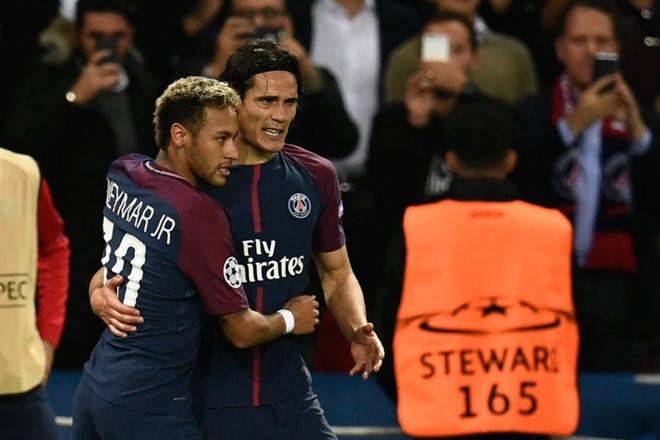 Neymar - Cavani giup PSG nhan chim Bayern hinh anh