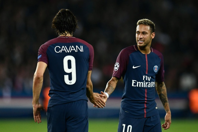 Neymar - Cavani the hien tinh cam tham thiet hinh anh 4