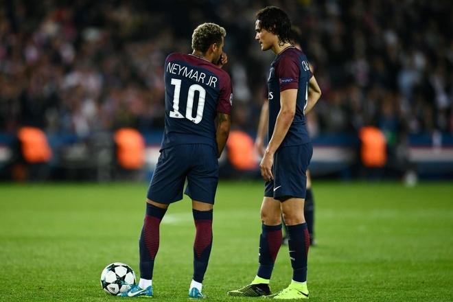 Neymar - Cavani the hien tinh cam tham thiet hinh anh 5