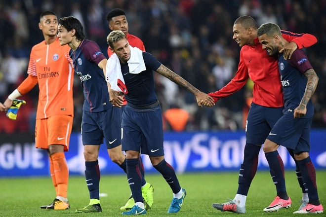 Neymar - Cavani the hien tinh cam tham thiet hinh anh 8
