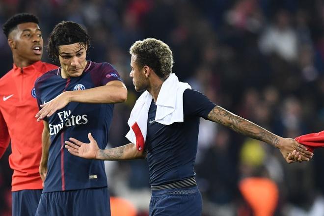 Neymar - Cavani the hien tinh cam tham thiet hinh anh 6