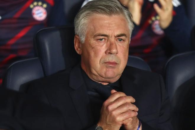 Bayern chinh thuc sa thai HLV Ancelotti hinh anh