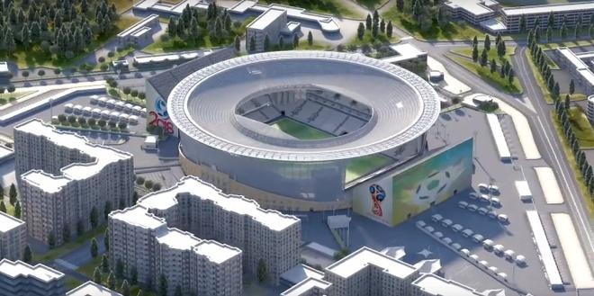 Ekaterinburg - SVD ky la phuc vu World Cup 2018 hinh anh 8