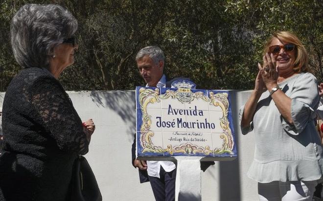 Mourinho duoc dat ten cho con duong o Bo Dao Nha hinh anh 2