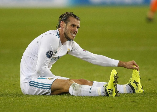 Gareth Bale dinh cu dup tin buon chi trong mot ngay hinh anh 1