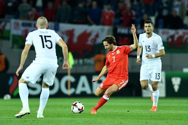 Serbia thua dau, Bale va dong doi song lai hy vong nhat bang hinh anh 6