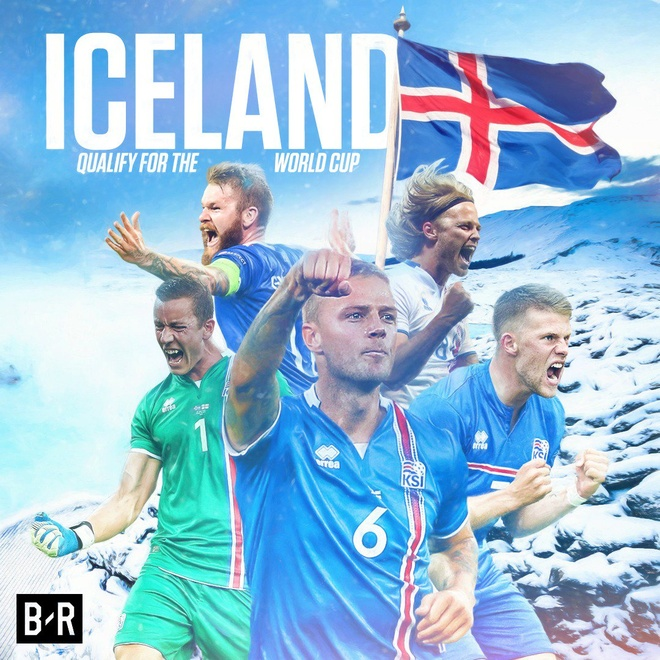 Iceland vo oa hanh phuc voi tam ve World Cup dau tien trong lich su hinh anh 10