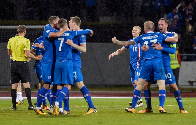 Iceland vo oa hanh phuc voi tam ve World Cup dau tien trong lich su hinh anh 5