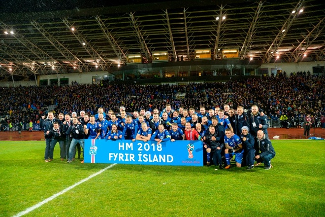 Iceland vo oa hanh phuc voi tam ve World Cup dau tien trong lich su hinh anh 8