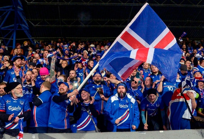 Iceland vo oa hanh phuc voi tam ve World Cup dau tien trong lich su hinh anh 9