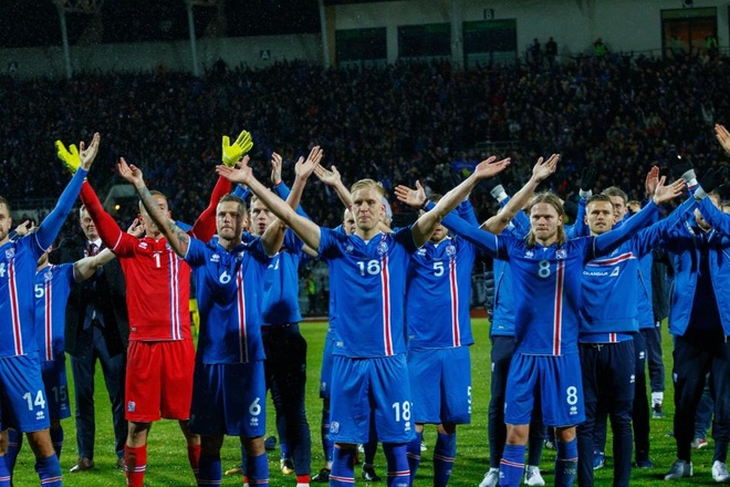 Iceland vo oa hanh phuc voi tam ve World Cup dau tien trong lich su hinh anh 7