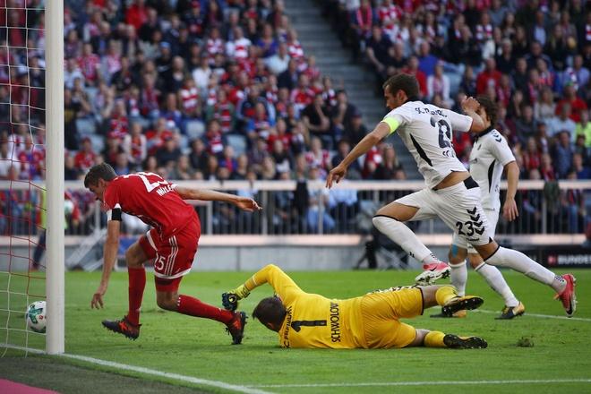Bayern thang tung bung 5-0 sau ngay sa thai Ancelotti hinh anh 2