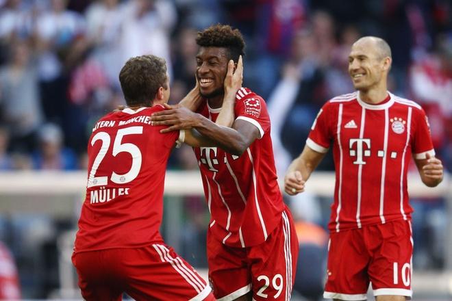 Bayern thang tung bung 5-0 sau ngay sa thai Ancelotti hinh anh 3