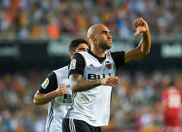 Valencia bo xa Real 4 diem bang man vui dap Sevilla 4-0 hinh anh 3