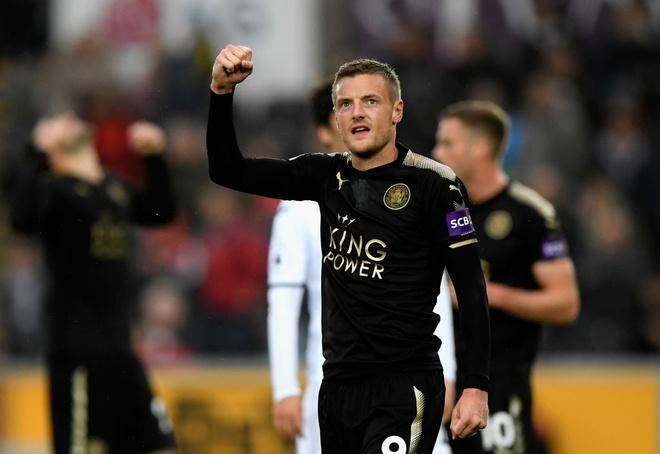 Leicester thang lien tiep sau khi sa thai cong than HLV hinh anh 1
