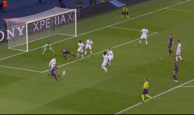 Neymar lap sieu pham, hau ve Kurzawa ghi 3 ban giup PSG thang 5-0 hinh anh 2