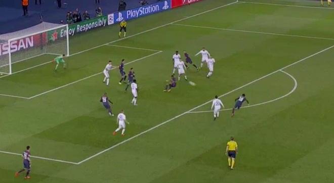 Neymar lap sieu pham, hau ve Kurzawa ghi 3 ban giup PSG thang 5-0 hinh anh 3