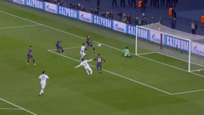 Neymar lap sieu pham, hau ve Kurzawa ghi 3 ban giup PSG thang 5-0 hinh anh 5