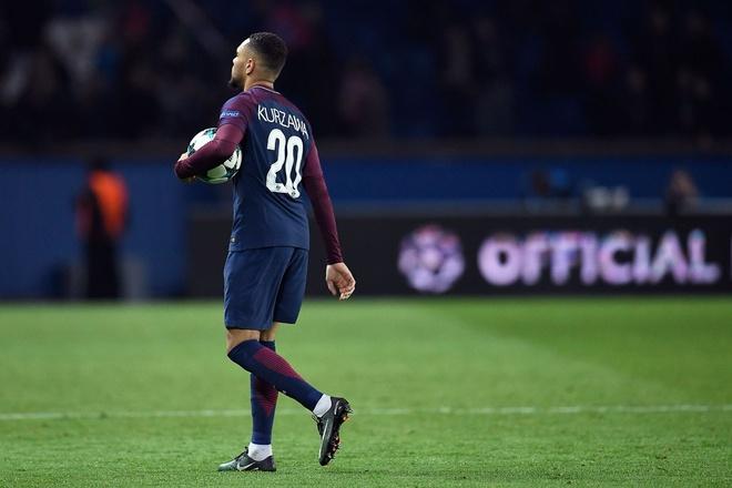 Neymar lap sieu pham, hau ve Kurzawa ghi 3 ban giup PSG thang 5-0 hinh anh 9
