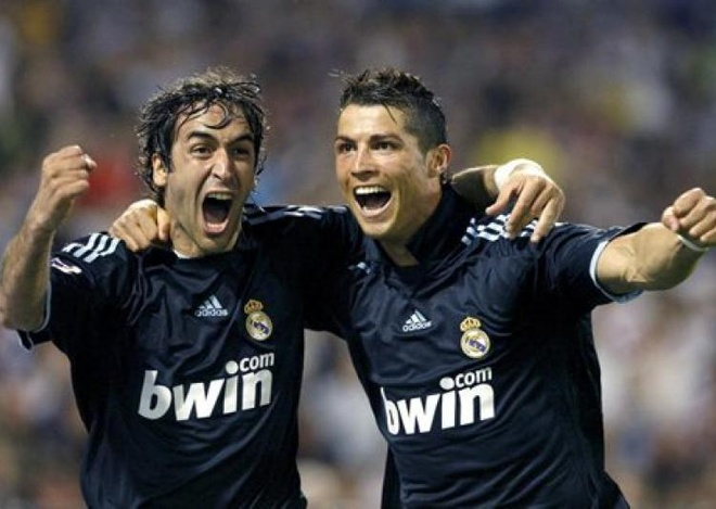 Vuot Raul, Ronaldo kien tao nhieu nhat lich su Real hinh anh
