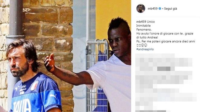 Ro beo, Zidane va Totti cung gui loi tri an Pirlo hinh anh 10