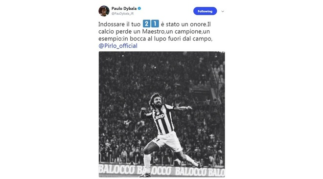 Ro beo, Zidane va Totti cung gui loi tri an Pirlo hinh anh 13