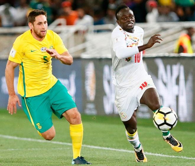 tran Nam Phi vs Senegal anh 1