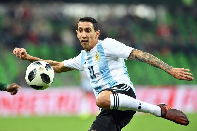 Vang Messi, Argentina tham bai duoi tay Nigeria hinh anh