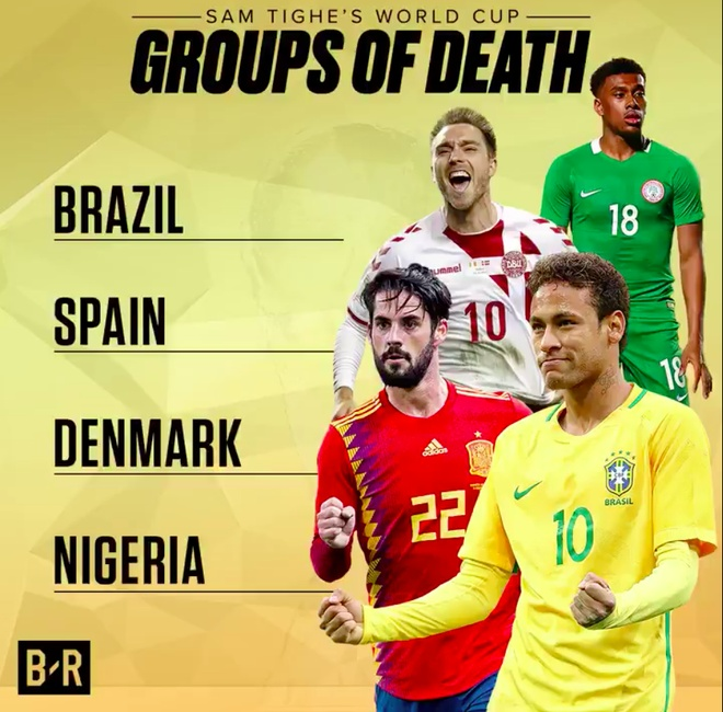 Kha nang co nhieu bang tu than o World Cup 2018 hinh anh 2